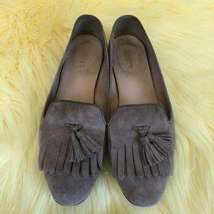 J.Crew | Darby Tassel Loafers size 10